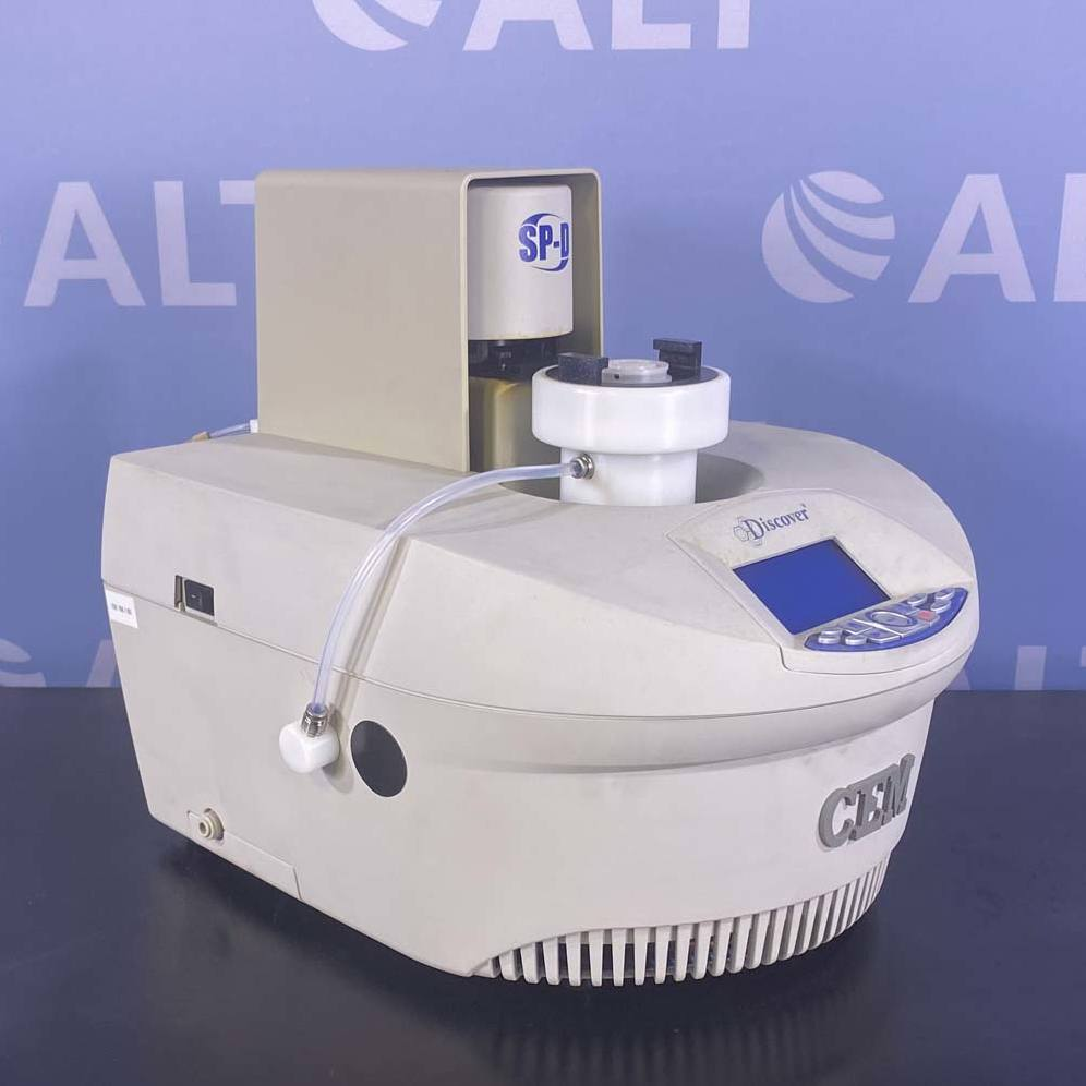 CEM Discover SP-D 80 Automated Microwave Digestion System Image