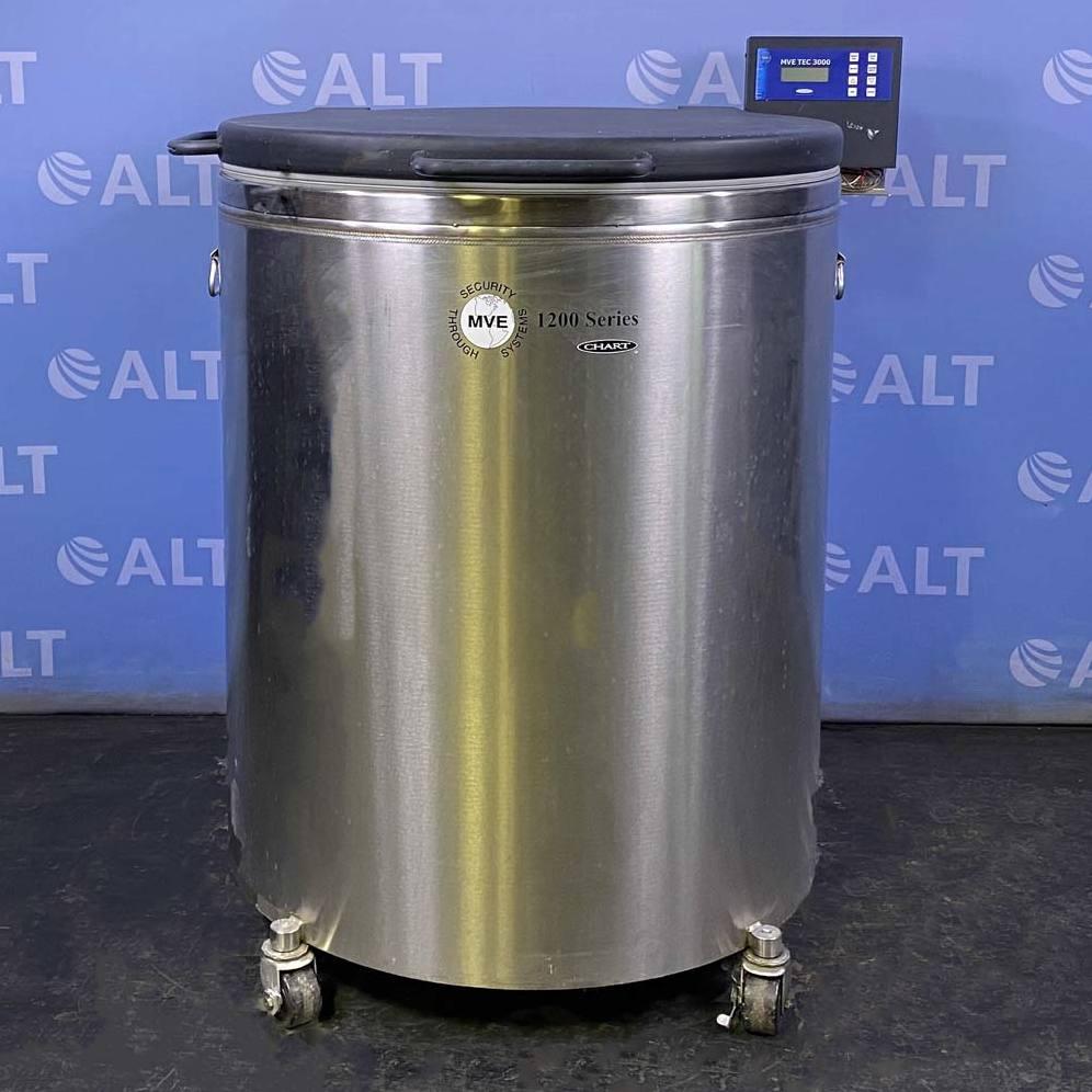 Liquid Nitrogen Freezer, Model 1223F Name