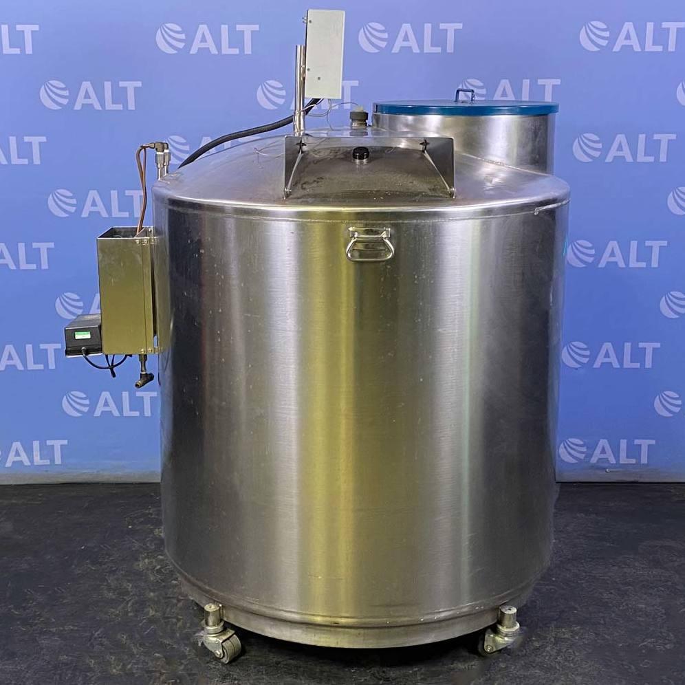 MVE Liquid Nitrogen Freezer, Model XLC 1520F Image