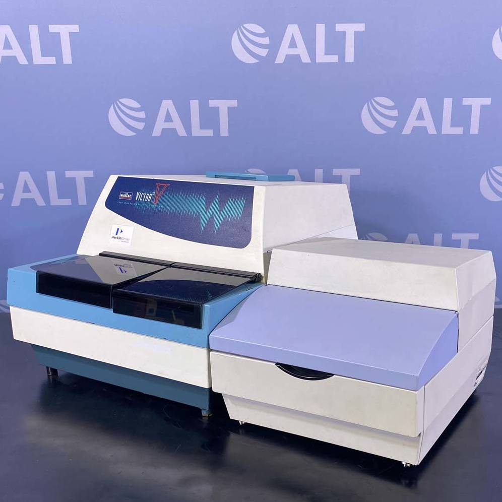 PerkinElmer/Wallac PerkinElmer/Wallac Victor2 V Multilabel HTS Counter, Model 1420-041, With Liquid Injector, Model 1420-251 Image