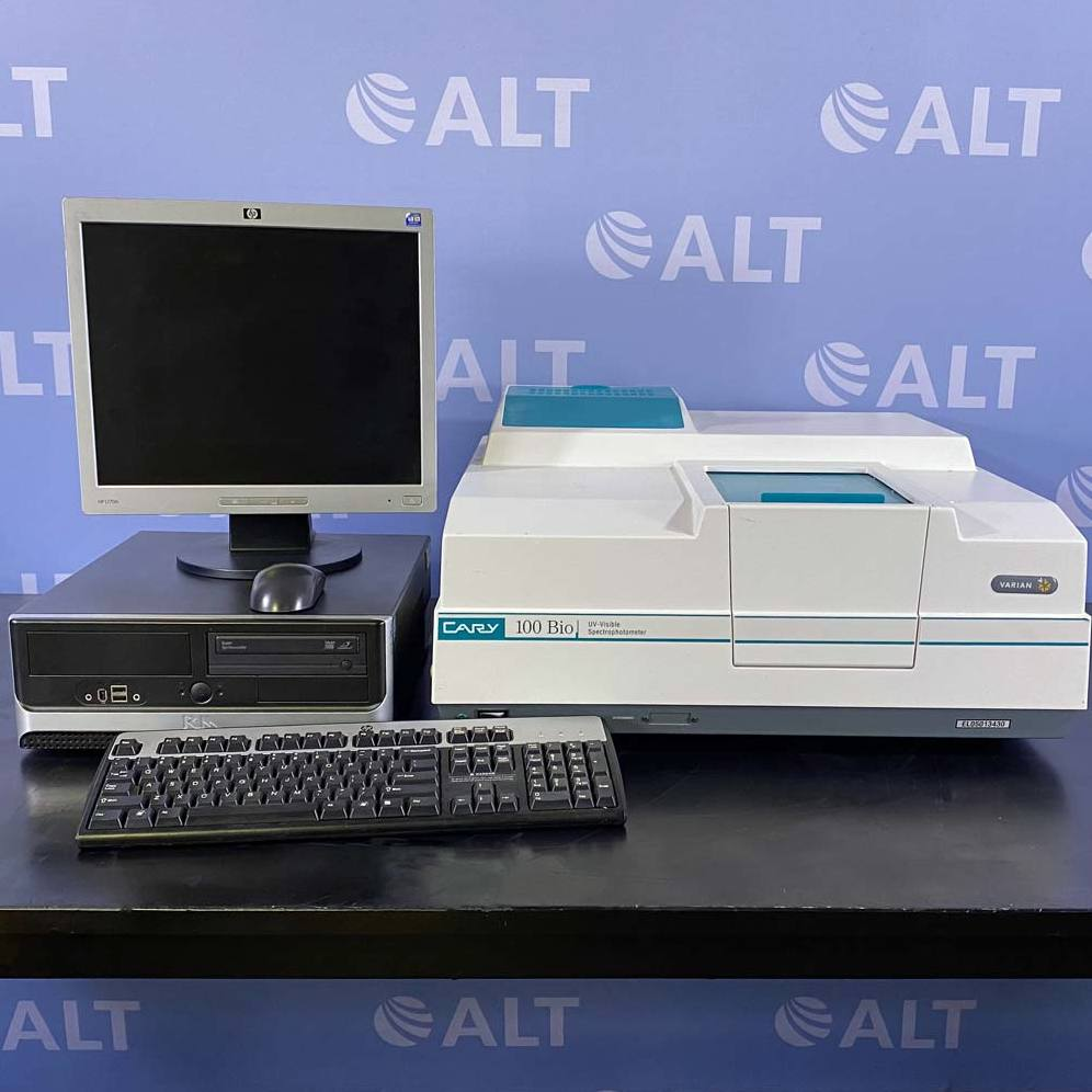 Cary 100 Bio UV-Visible Spectrophotometer Name