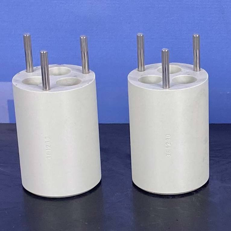 Beckman Coulter Swinging Bucket Rotor Adapter, Cat. 361230 (Pair) Image