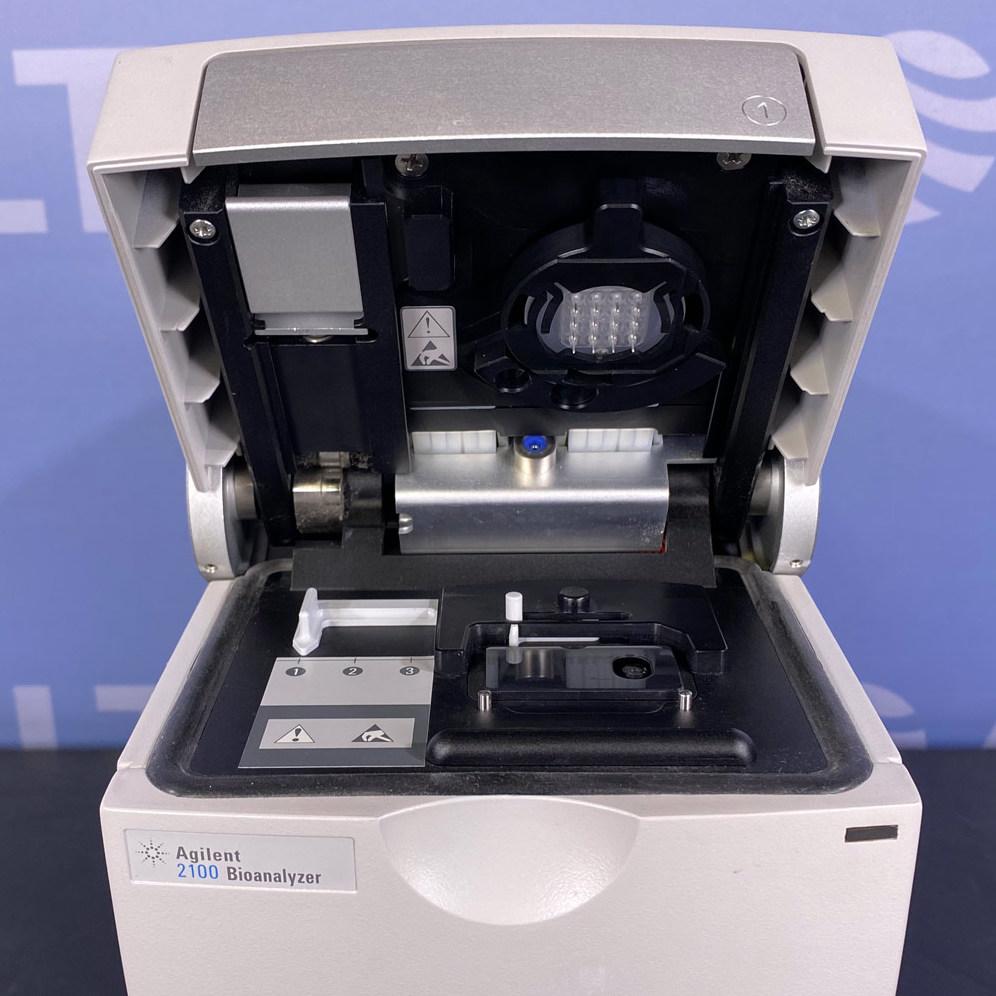 Agilent Technologies G2938B 2100 Bioanalyzer DNA Chip Reader Image