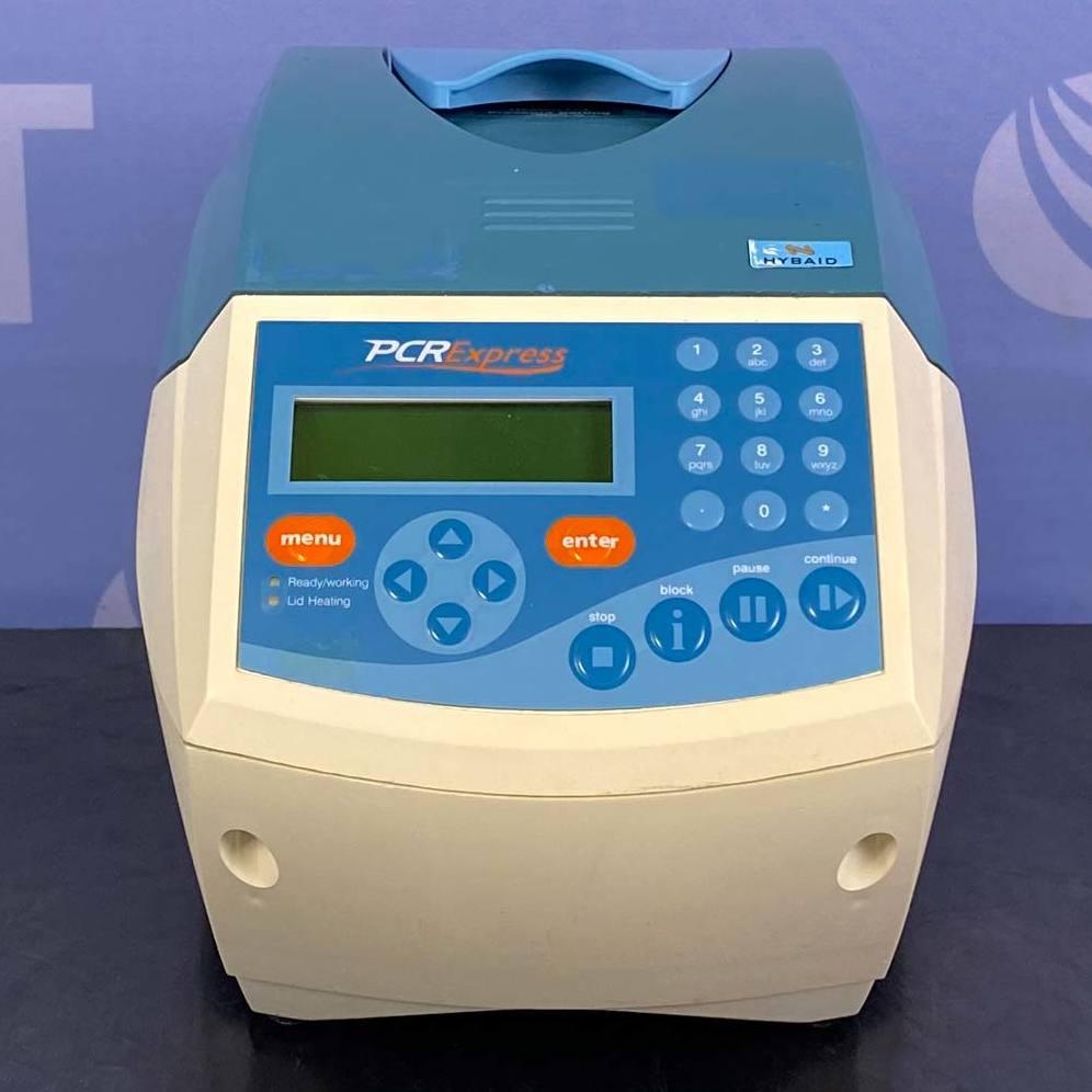 Hybaid PCR Express Thermal Cycler Model HBPX110 Name