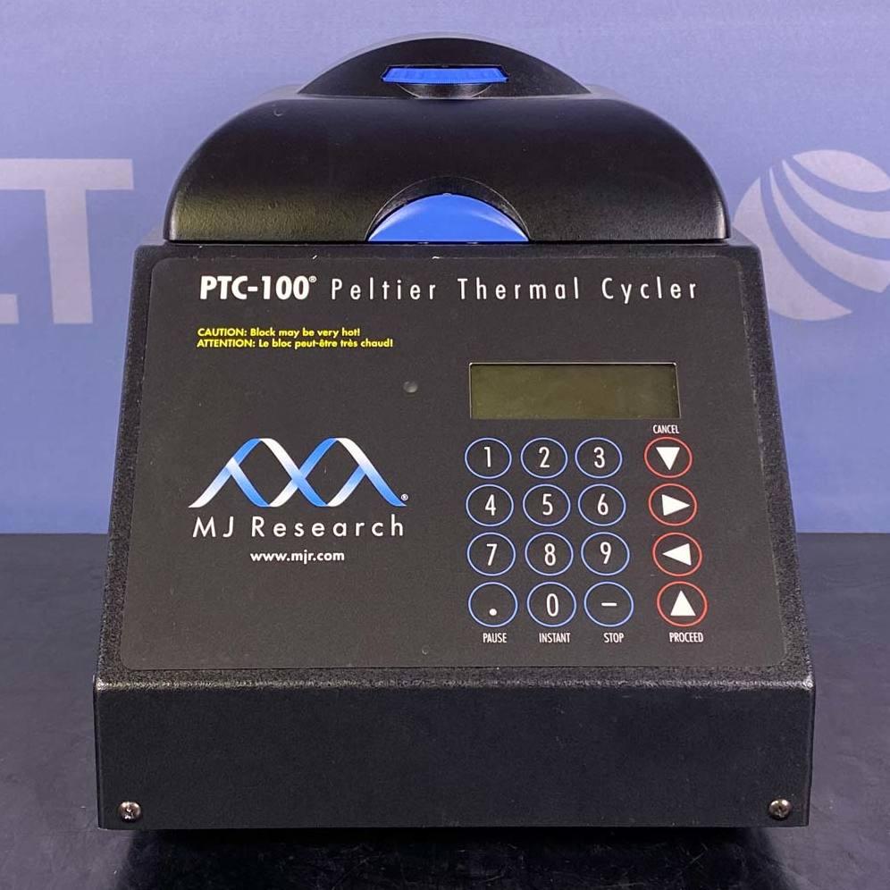 PTC-100 Peltier Thermal Cycler Name