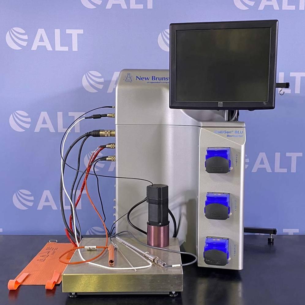 New Brunswick / Eppendorf CelliGen BLU Bioreactor Model: BLU-120-LSA Image