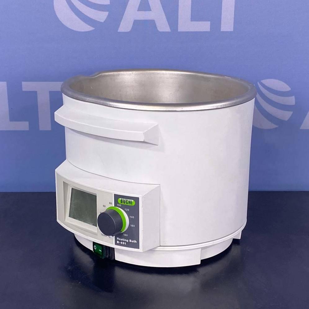 Buchi R-215 Rotavapor with B-491 Heating Bath Image