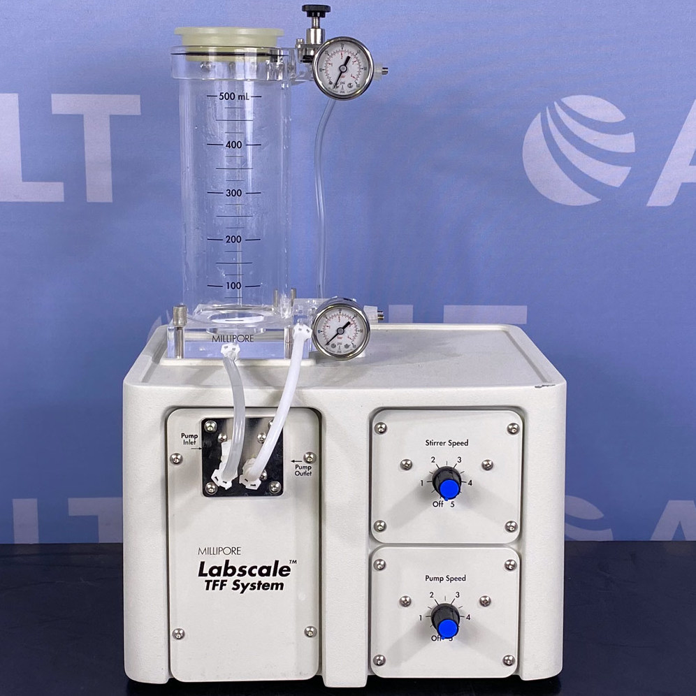 Labscale TFF Tangential Flow Filtration System Name