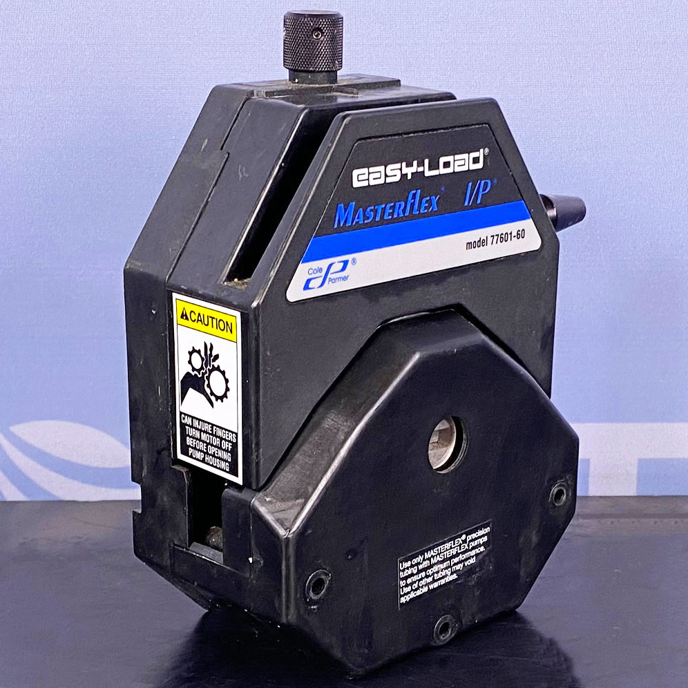Cole-Parmer MasterFlex Easy-Load Pump Head, Model 77601-20 Image