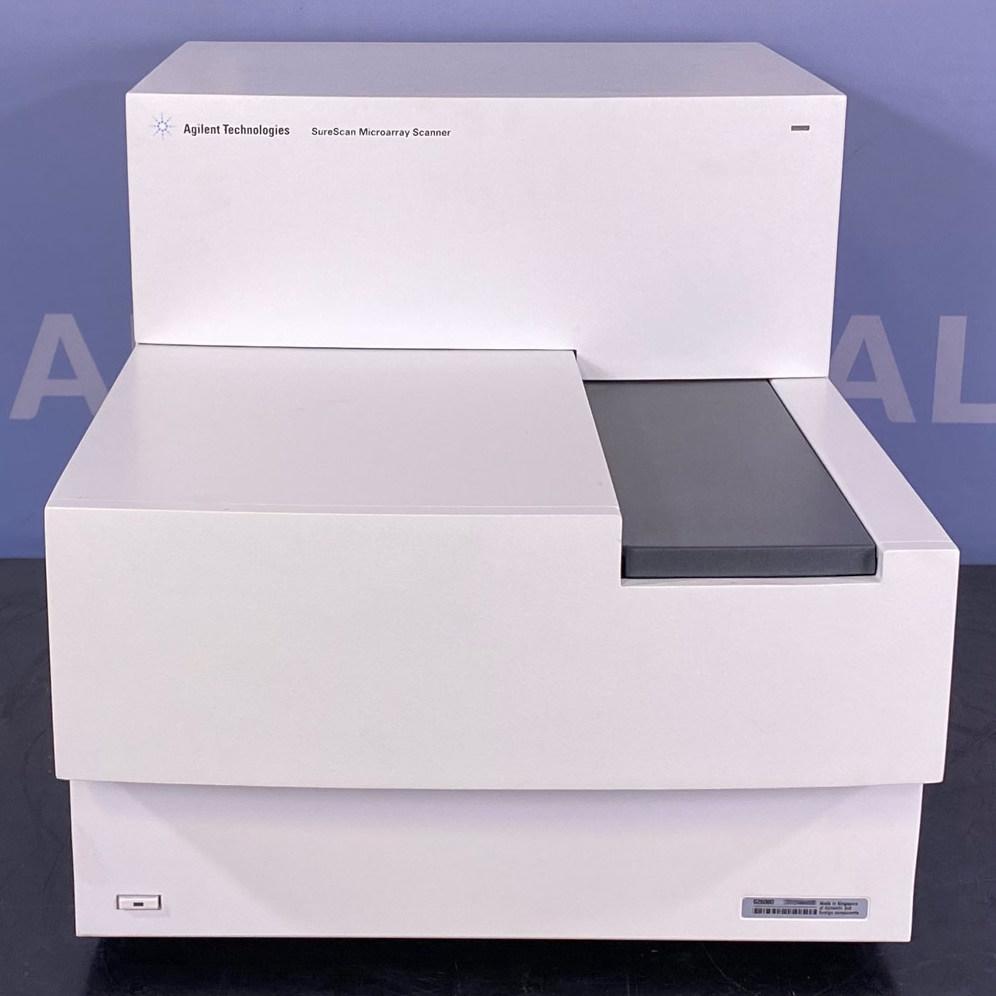 Agilent Technologies SureScan G2600D Microarray Scanner Image