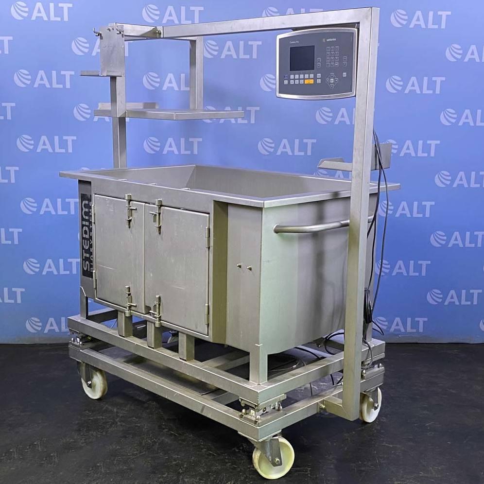 Sartorius Stedim Biosystems Palletank For In-Process Fluid Handling Image