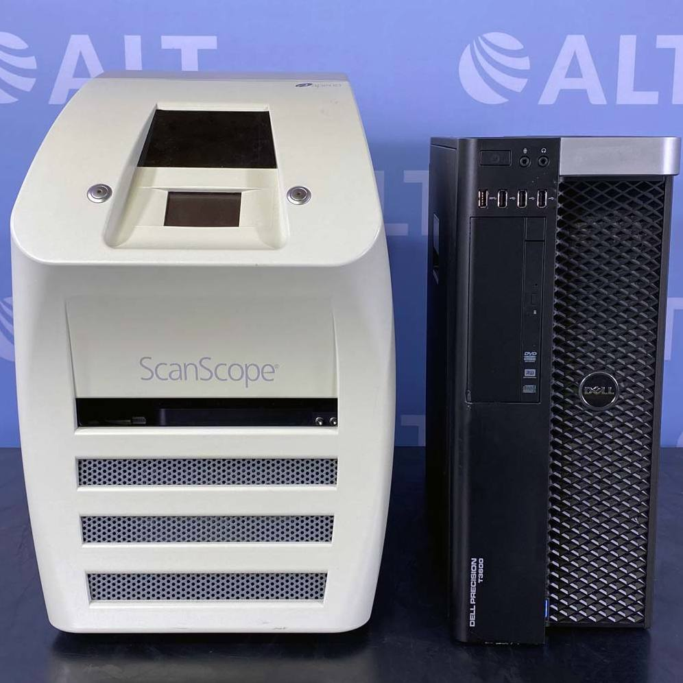 Aperio ScanScope CS Name