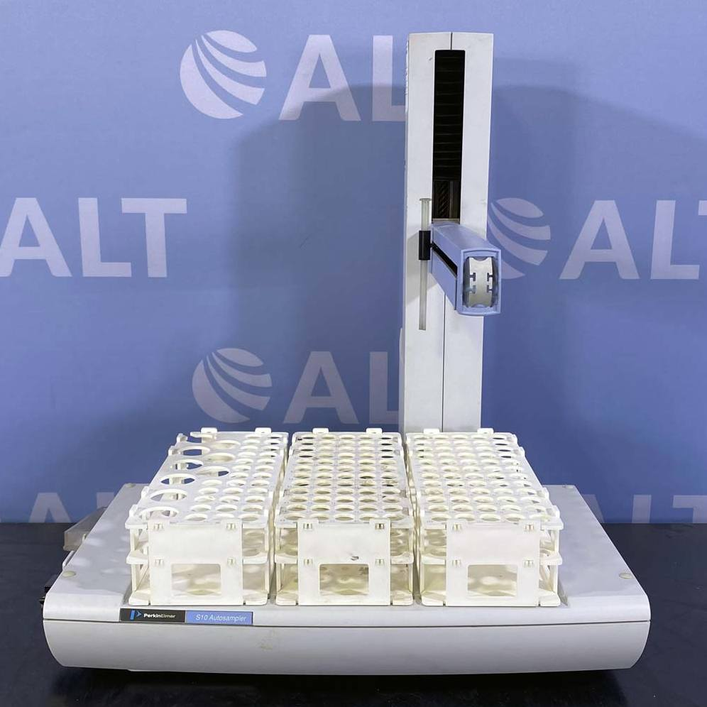 PerkinElmer Optima 5300 DV ICP-OES System With Polyscience Whispercool Chiller And S-10 Autosampler Image