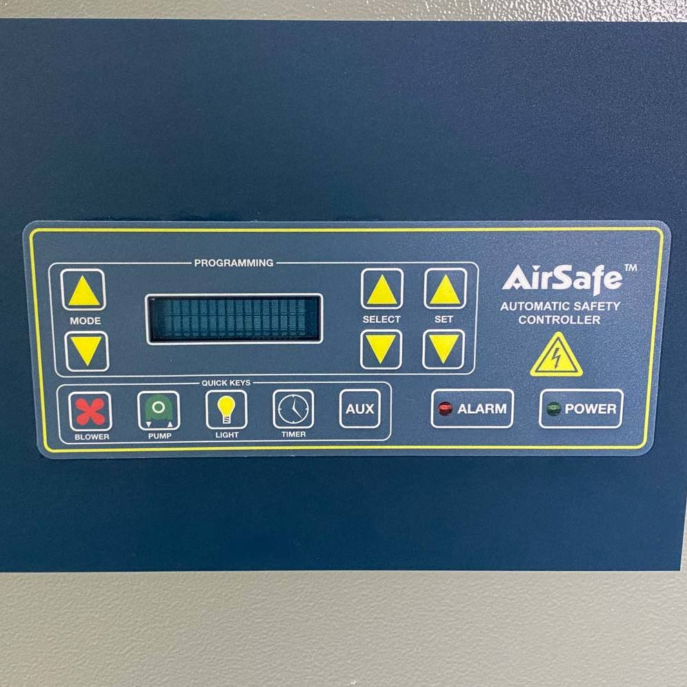 AirClean Systems AirClean 4000 Polypropylene Ductless Fume Hood With Folding Sash Image