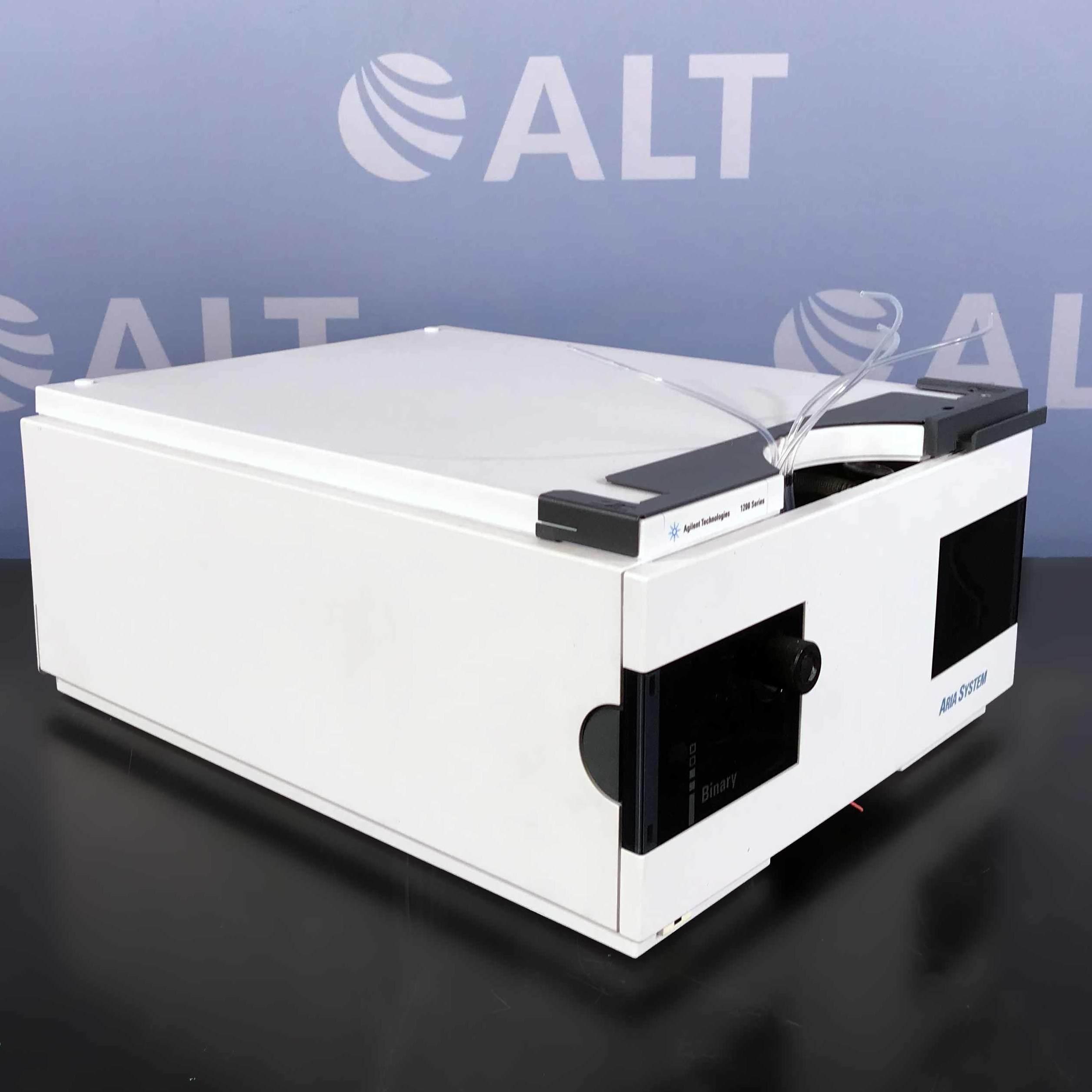 Agilent Technologies 1200 Series G1312A Binary Pump Image