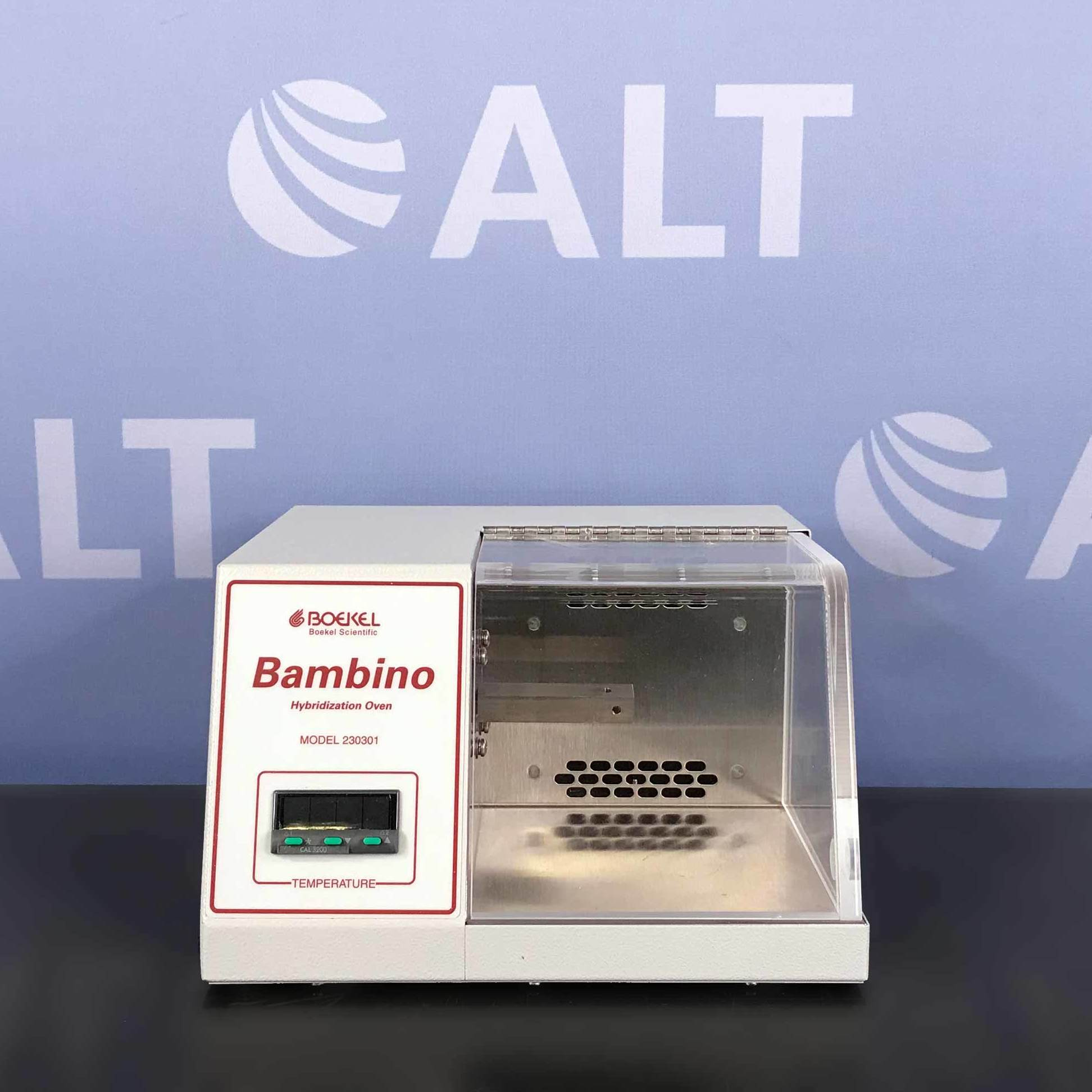 Bambino Hybridization Oven Model 230301 Name