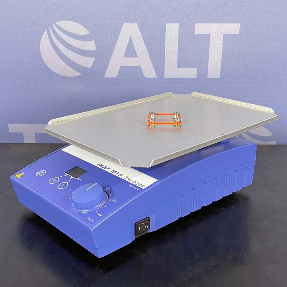 IKA MTS 2/4 Digital Microtiter Shaker Image