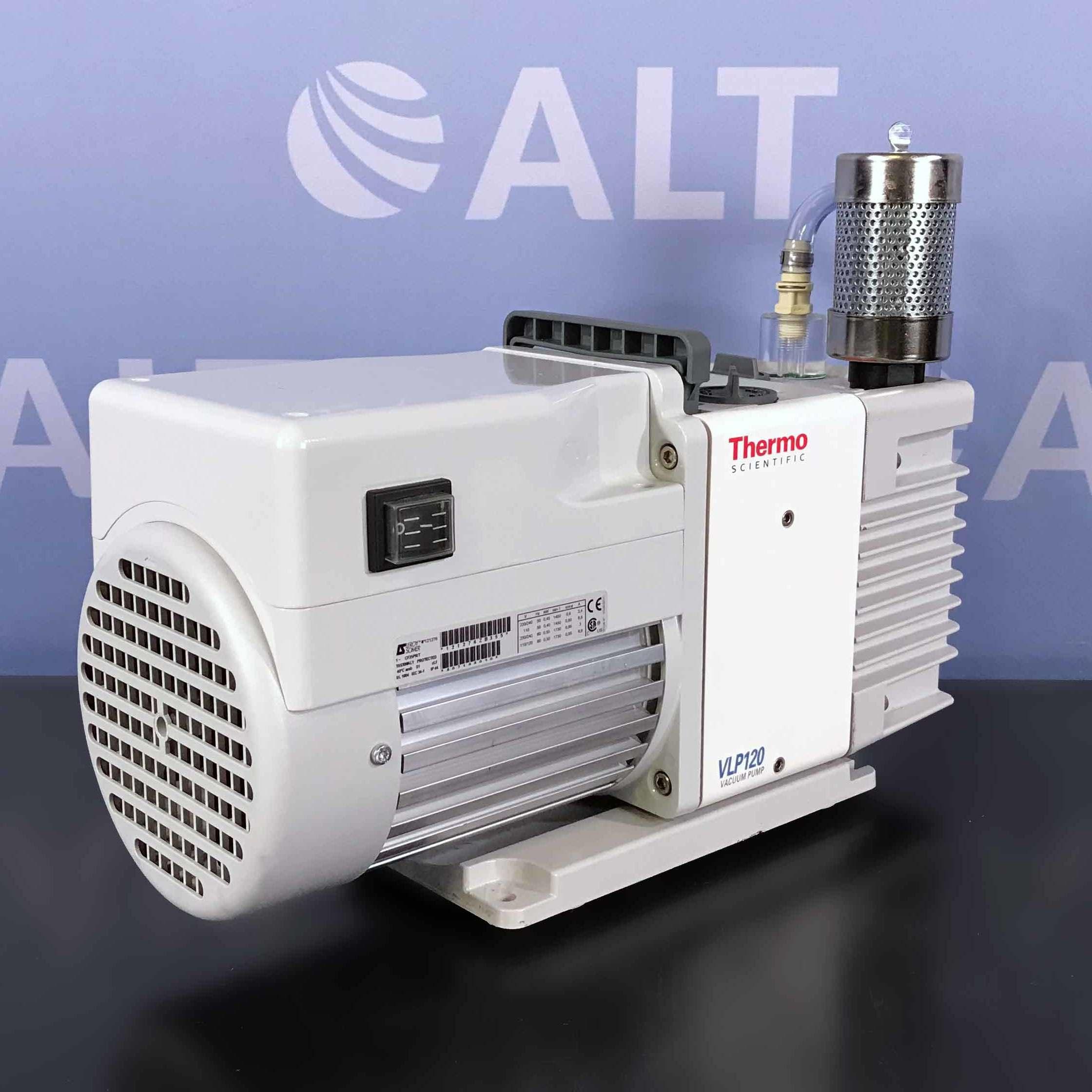 Thermo / Savant VLP120-115 PMP Vacuum Pump Image