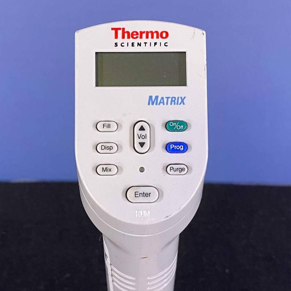 Matrix Technologies Impact Single Channel Electronic Pipette 5 - 250 uL Image
