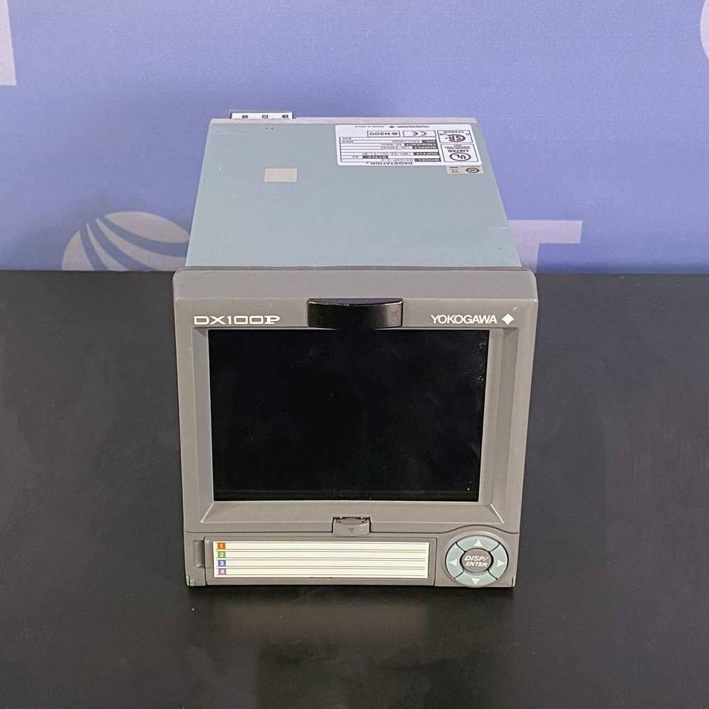 Yokogawa Daqstation Chart Recorder, Model DX104P Image