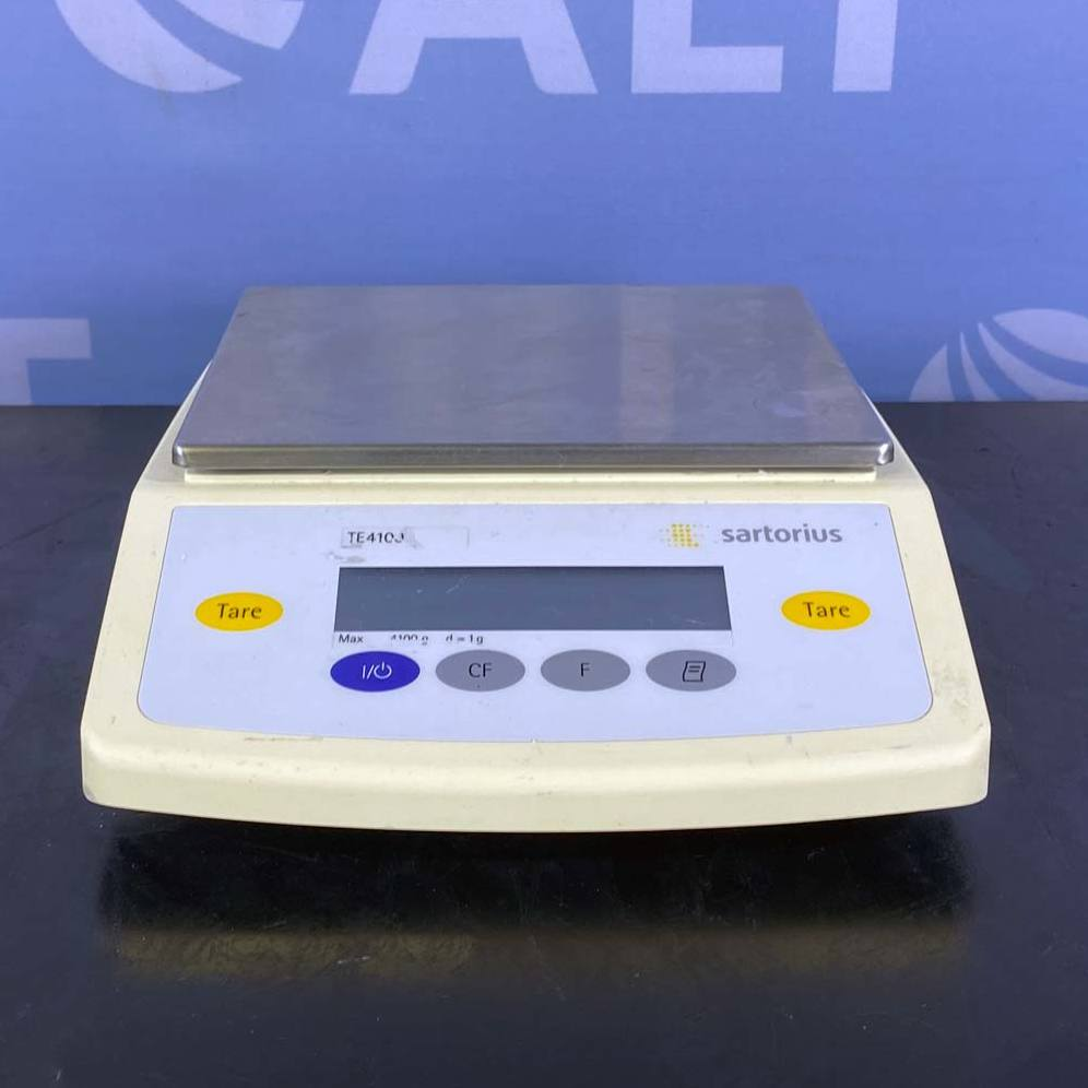 Sartorius Talent Analytical Balance, Model TE4100 Image