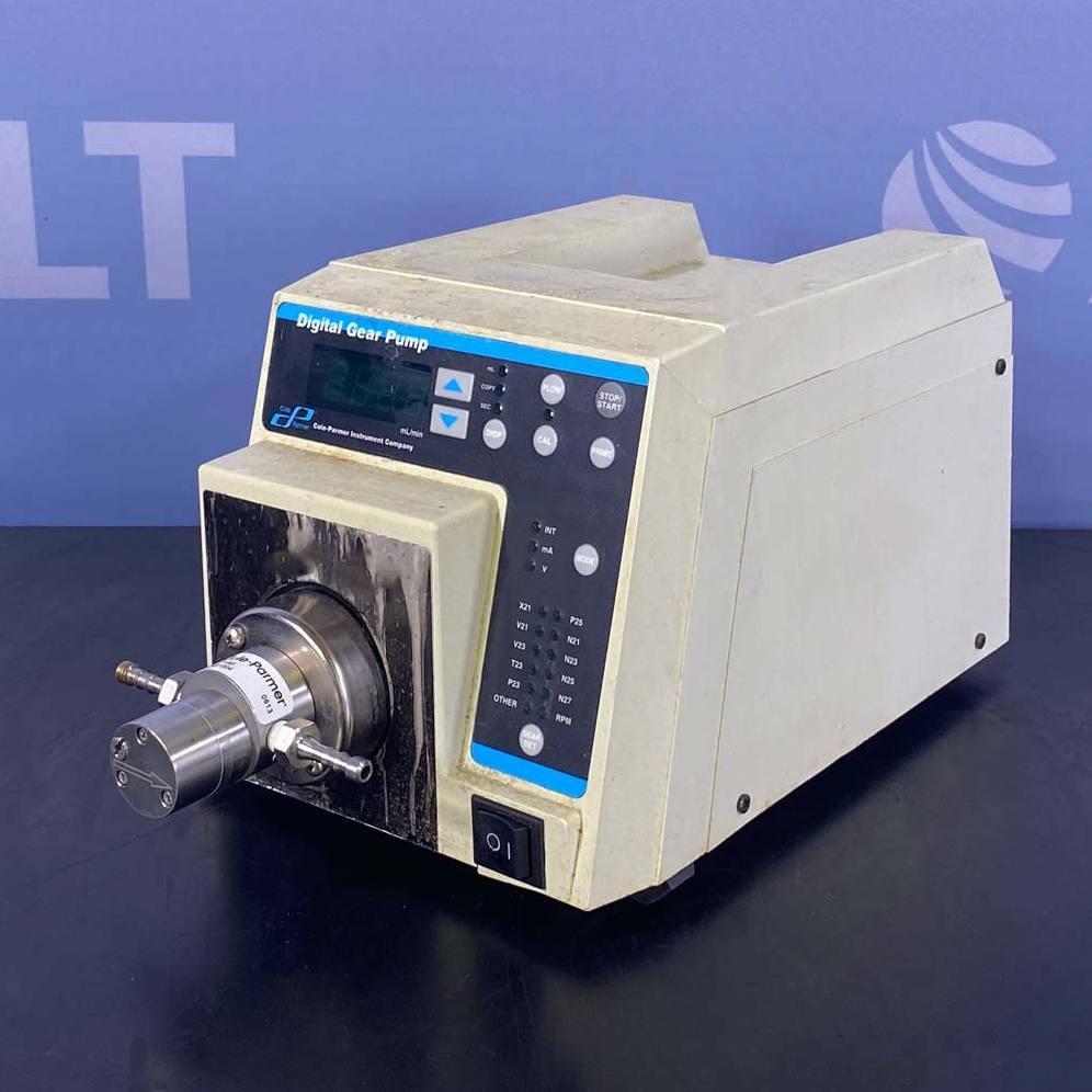 Cole-Parmer Digital Gear Pump, Model 75211-30 Image