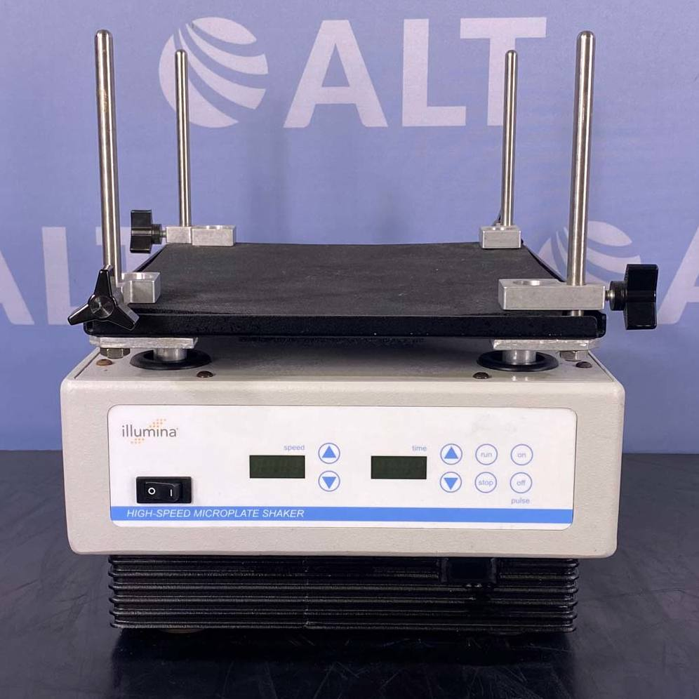 Illumina High-Speed Microplate Shaker Model 945190 Image