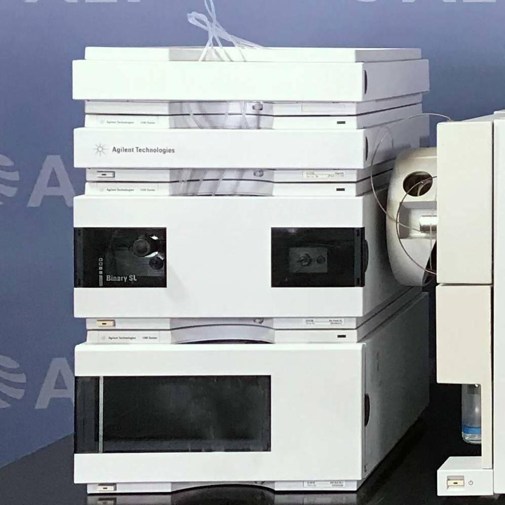 Agilent Technologies 6410B Triple Quadrupole LC/MS System With Agilent 1200/1290 HPLC Image