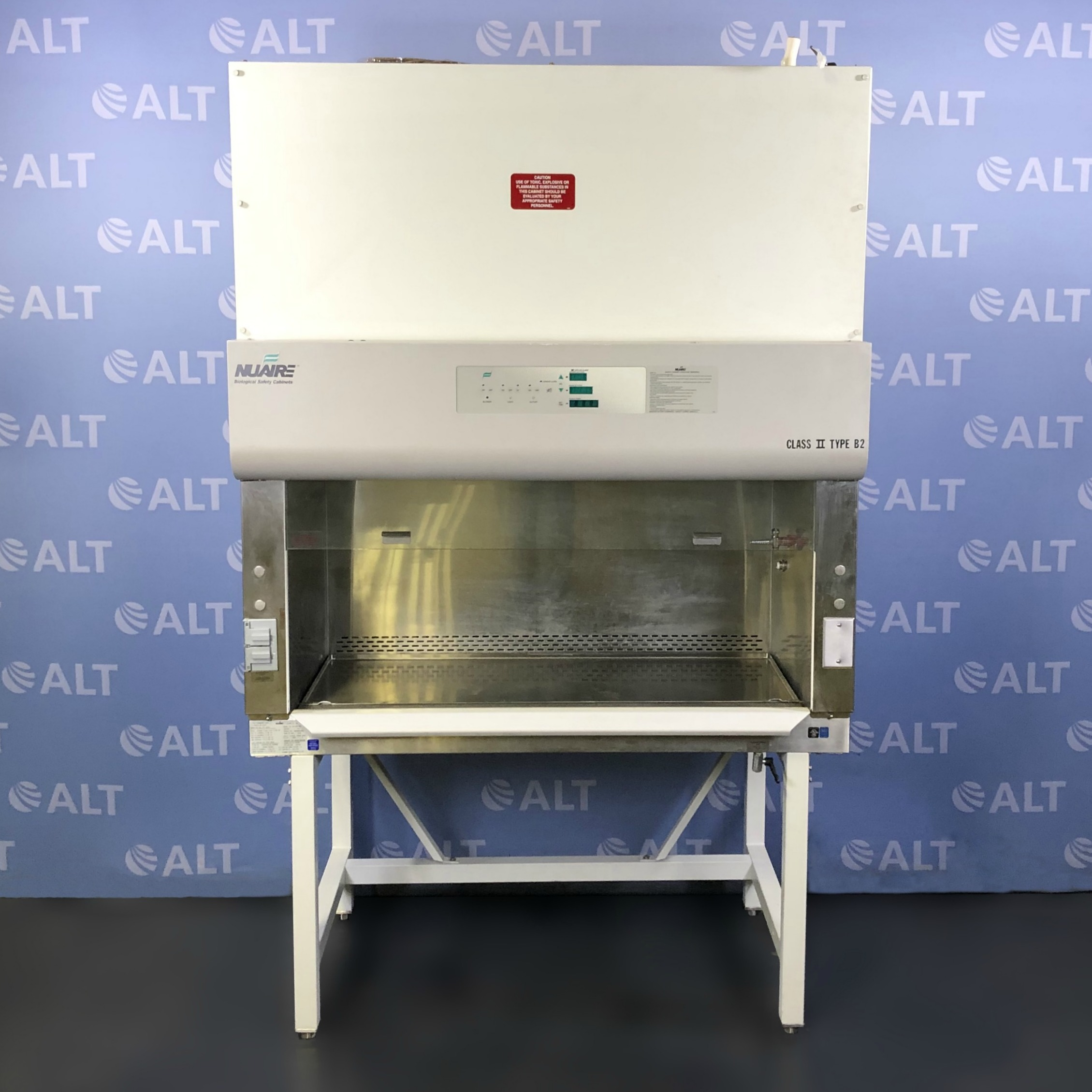 LabGard NU-430-400 Biological Safety Cabinet Class II Type B2 Name