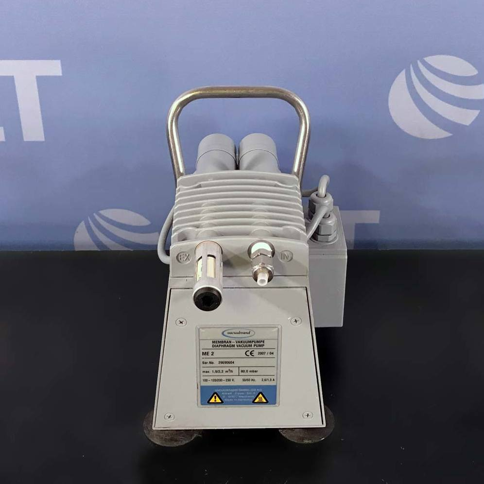 Vacuubrand ME 2 Oil Free Diaphragm Vacuum Pump Image