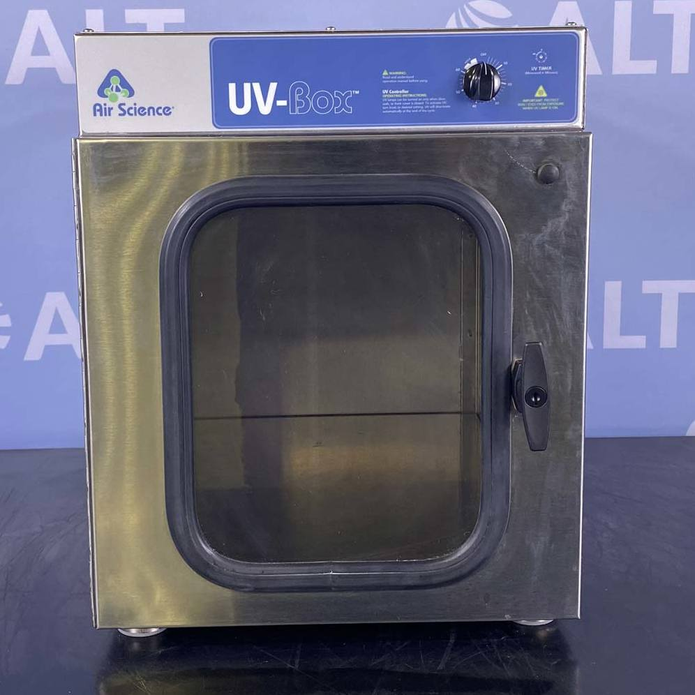 Purair UV-15 UV-Box Benchtop Decontamination Chamber Name