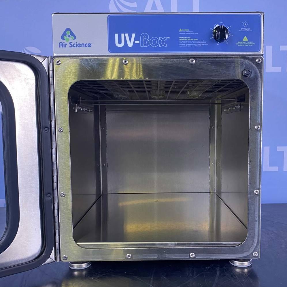 Air Science  Purair UV-15 UV-Box Benchtop Decontamination Chamber Image