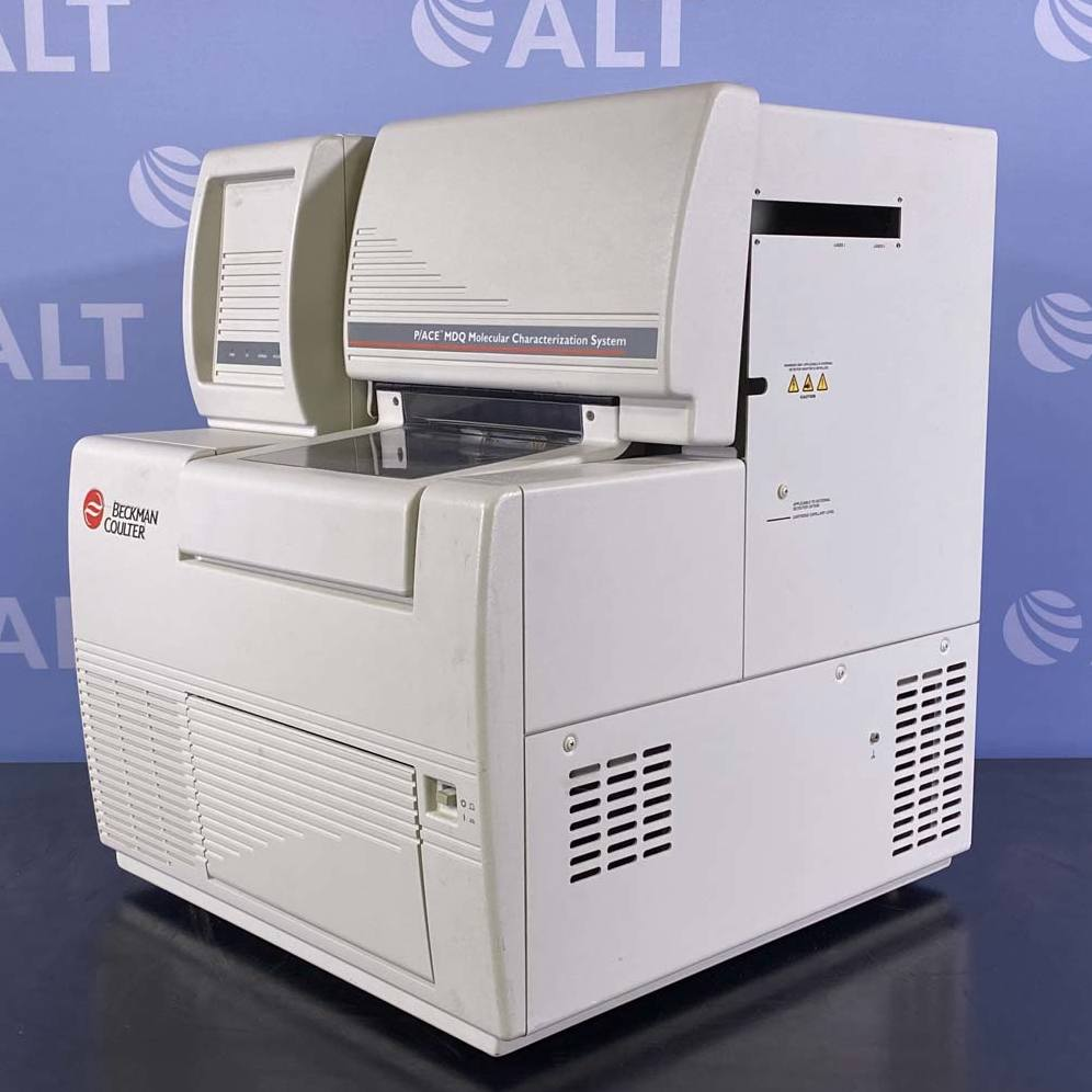 Beckman Coulter P/ACE MDQ Molecular Characterization System Image
