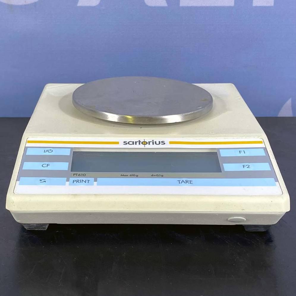 Sartorius Precision Scale, Model PT 610 Image