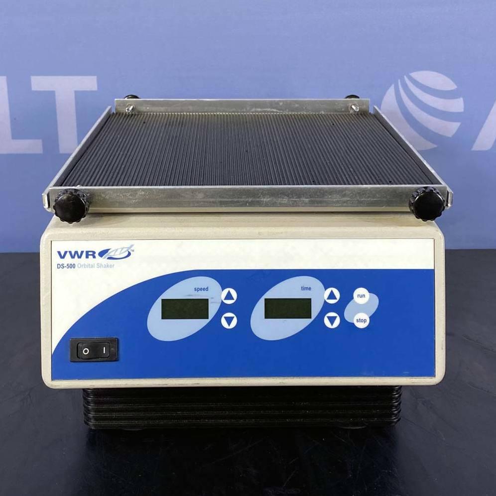 VWR Scientific DS-500 Signature Digital Orbital Shaker Model 57018-754 Image