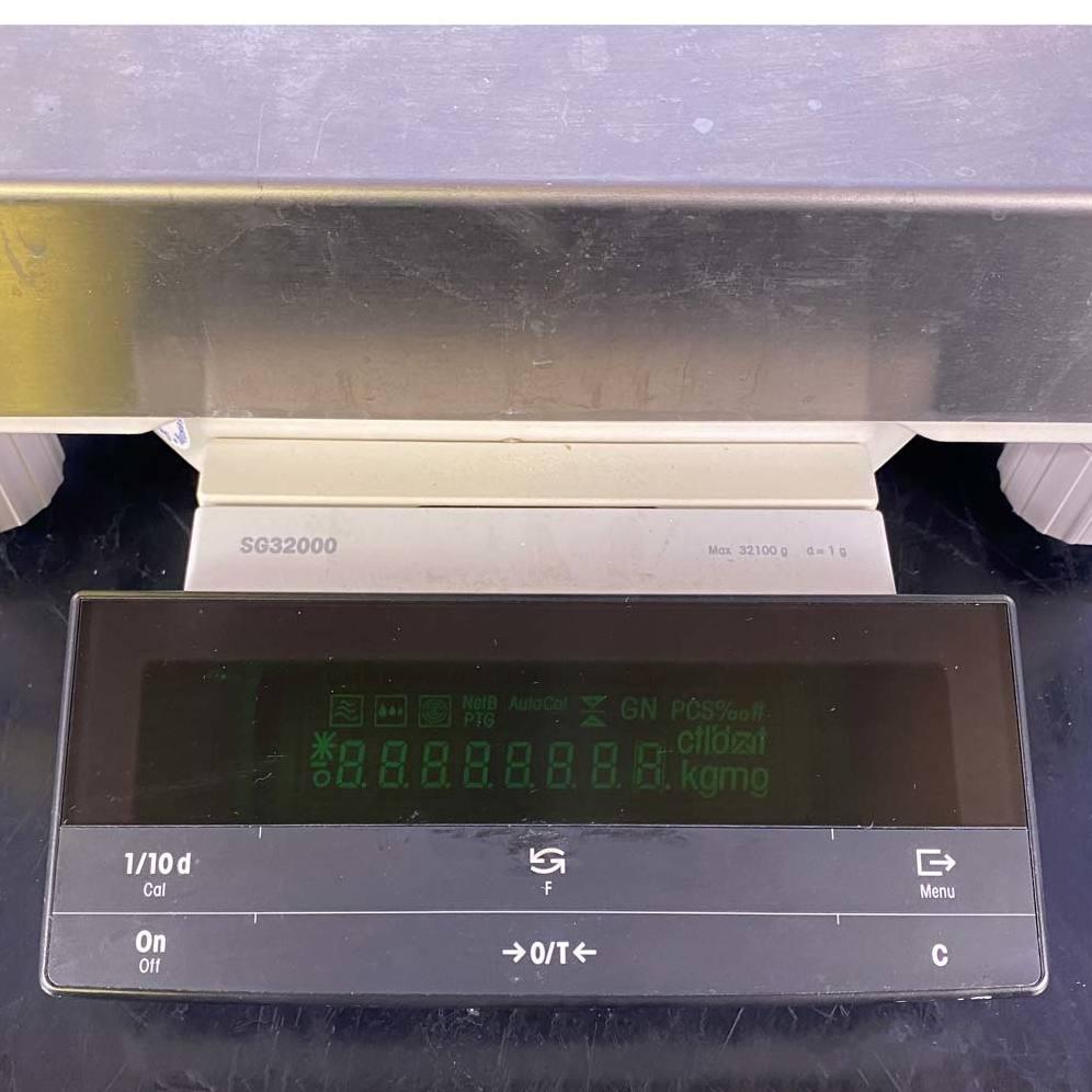 Mettler Toledo Precision Scale Model SG32000 Image