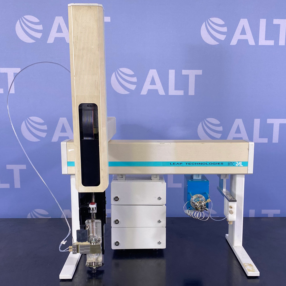 CTC Analytics Leap Technologies HTS PAL Autosampler Image