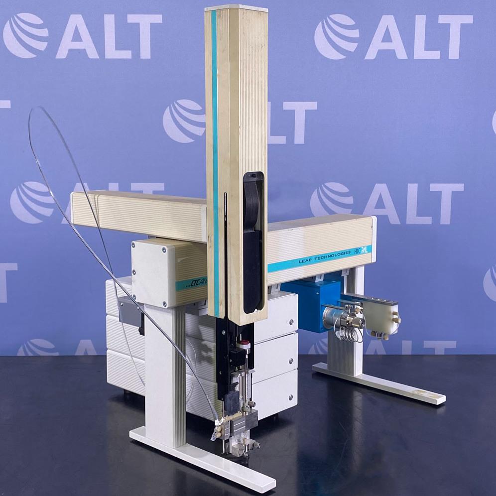 CTC Analytics Leap Technologies HTS PAL Autosampler Image