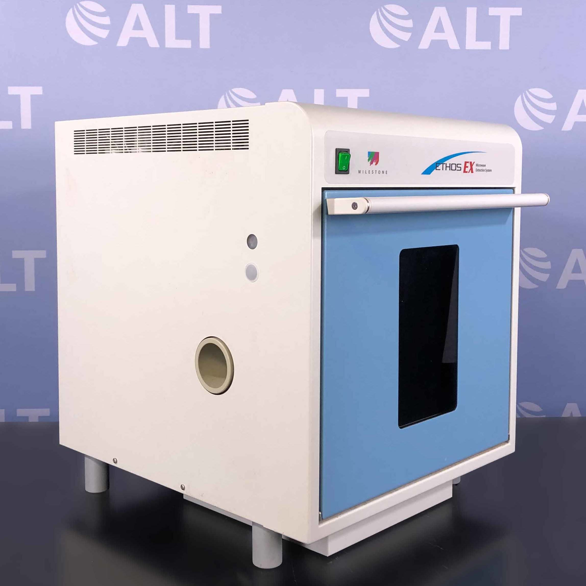 Milestone Ethos EX Microwave Extraction System Image