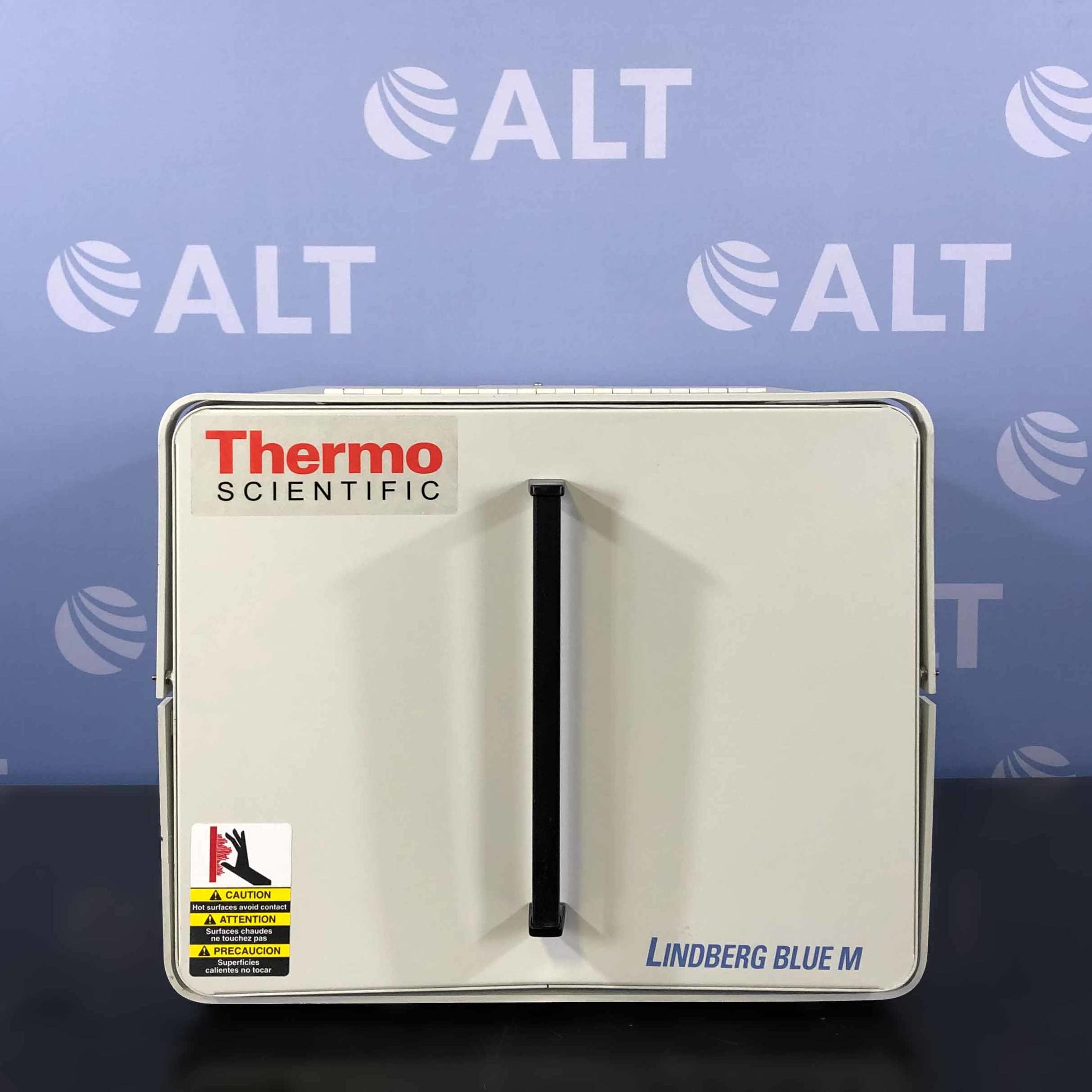 Thermo Scientific Lindberg/Blue M 1700°C Box Furnace Model BF51524C Image