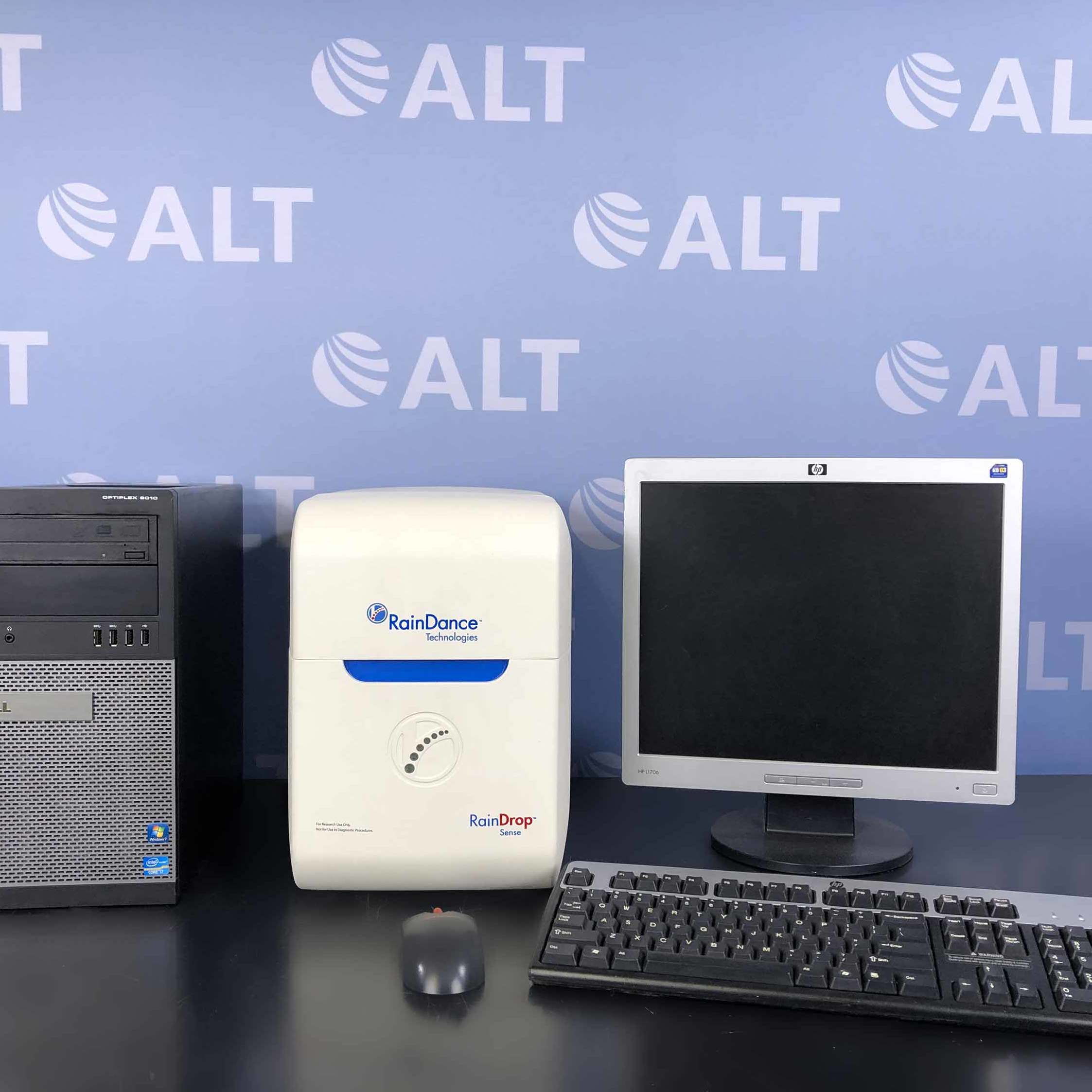 RainDrop Sense Digital PCR System Name
