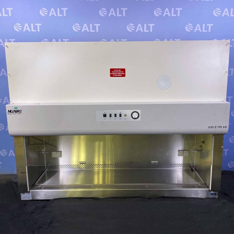 Nuaire NU-425-600 Series 20 Class II Type A/B3 Biological Safety Cabinet Hood Image