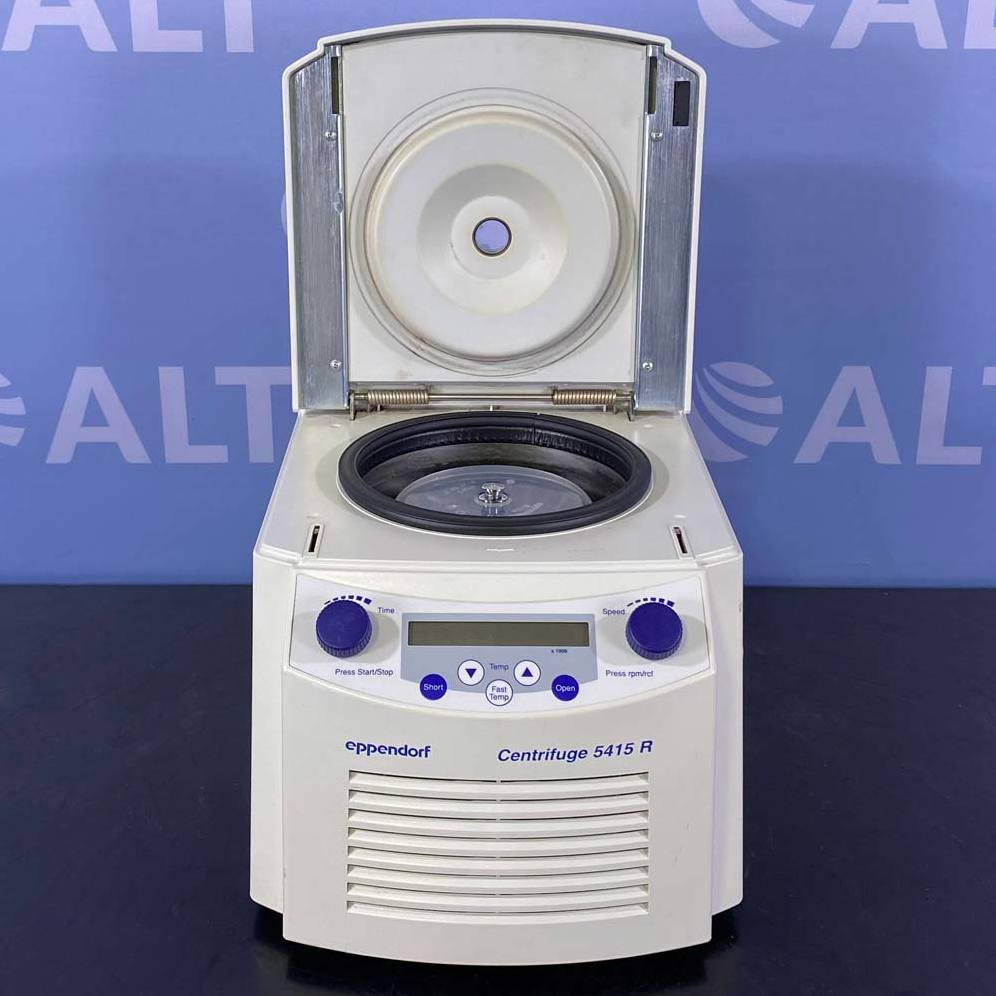 Eppendorf 5415R Refrigerated Microcentrifuge with F45-24-11 rotor Image