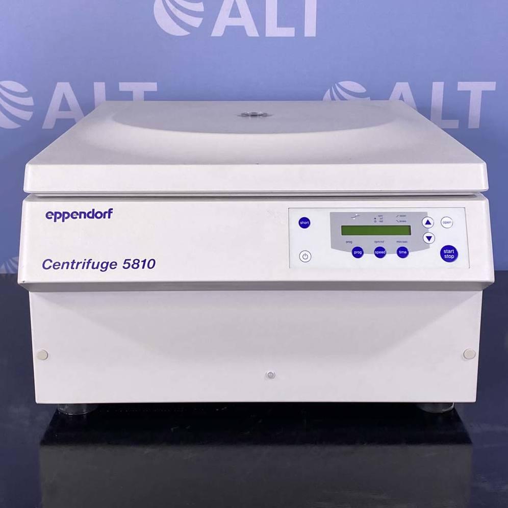 Eppendorf 5810 Multipurpose Centrifuge Image