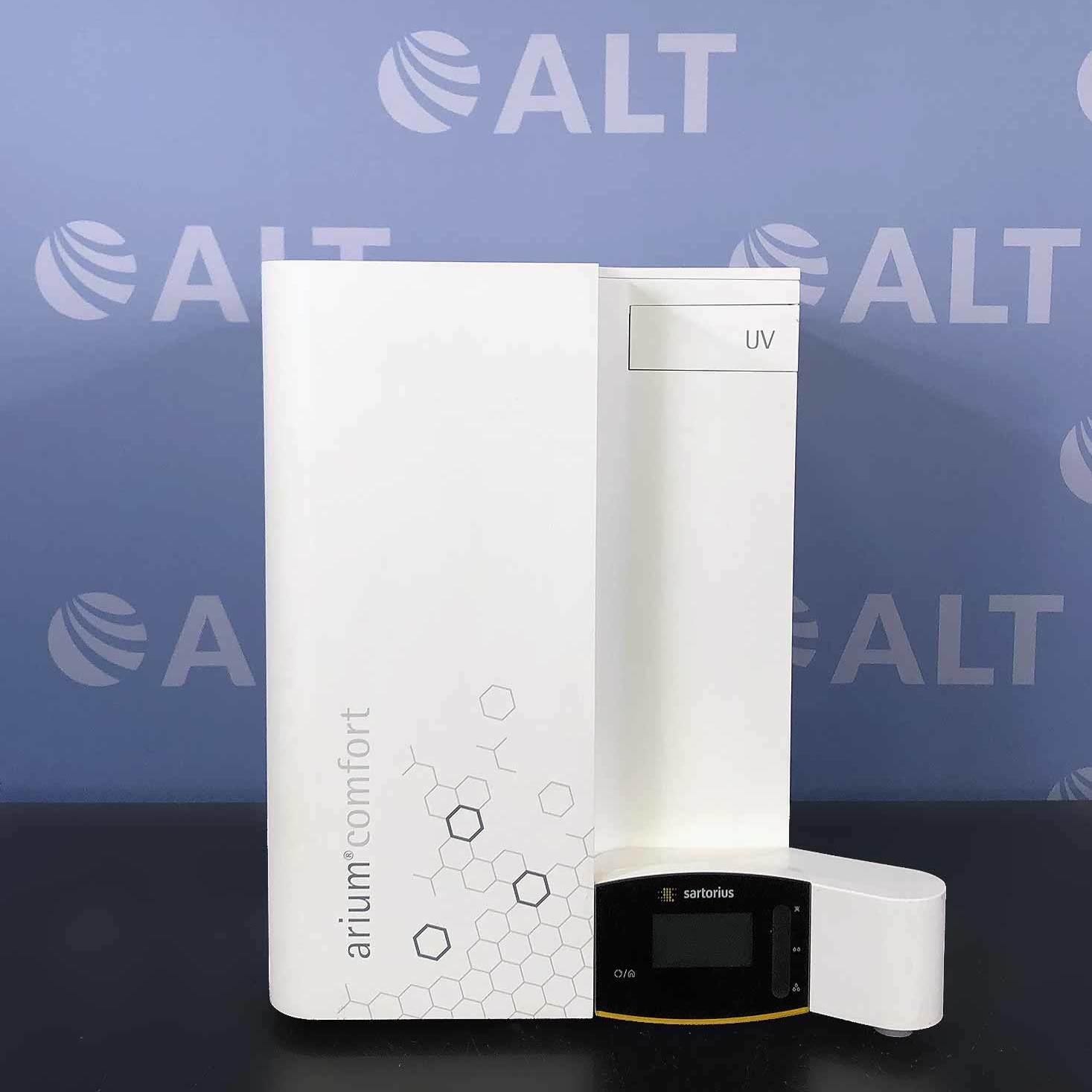 H2O-I-1-UV-T Arium Comfort I Ultrapure Water System Name