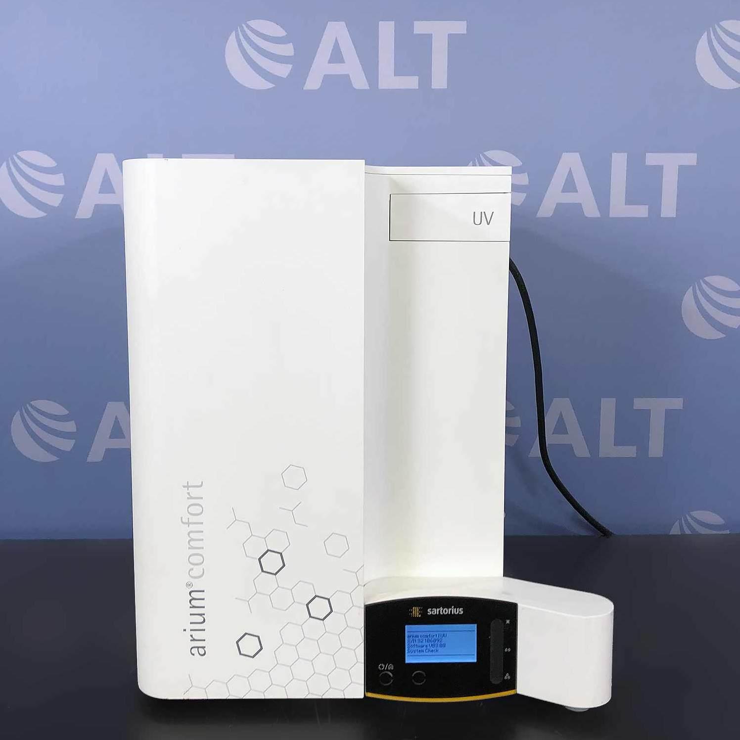 Sartorius H2O-I-1-UV-T Arium Comfort I Ultrapure Water System Image