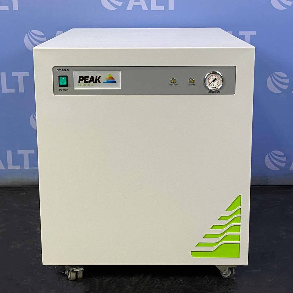 Genius Series Nitrogen Generator, Model NM32LA Name