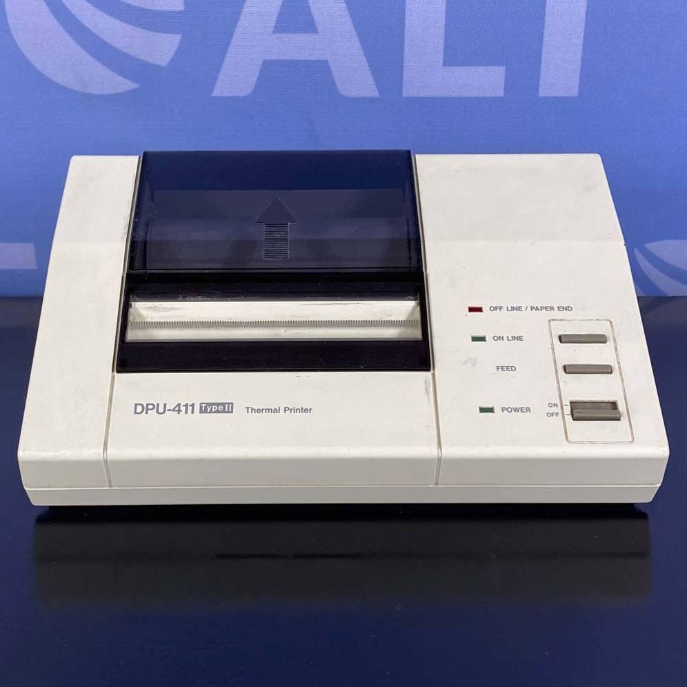 DPU-411 Type II Thermal Printer Name