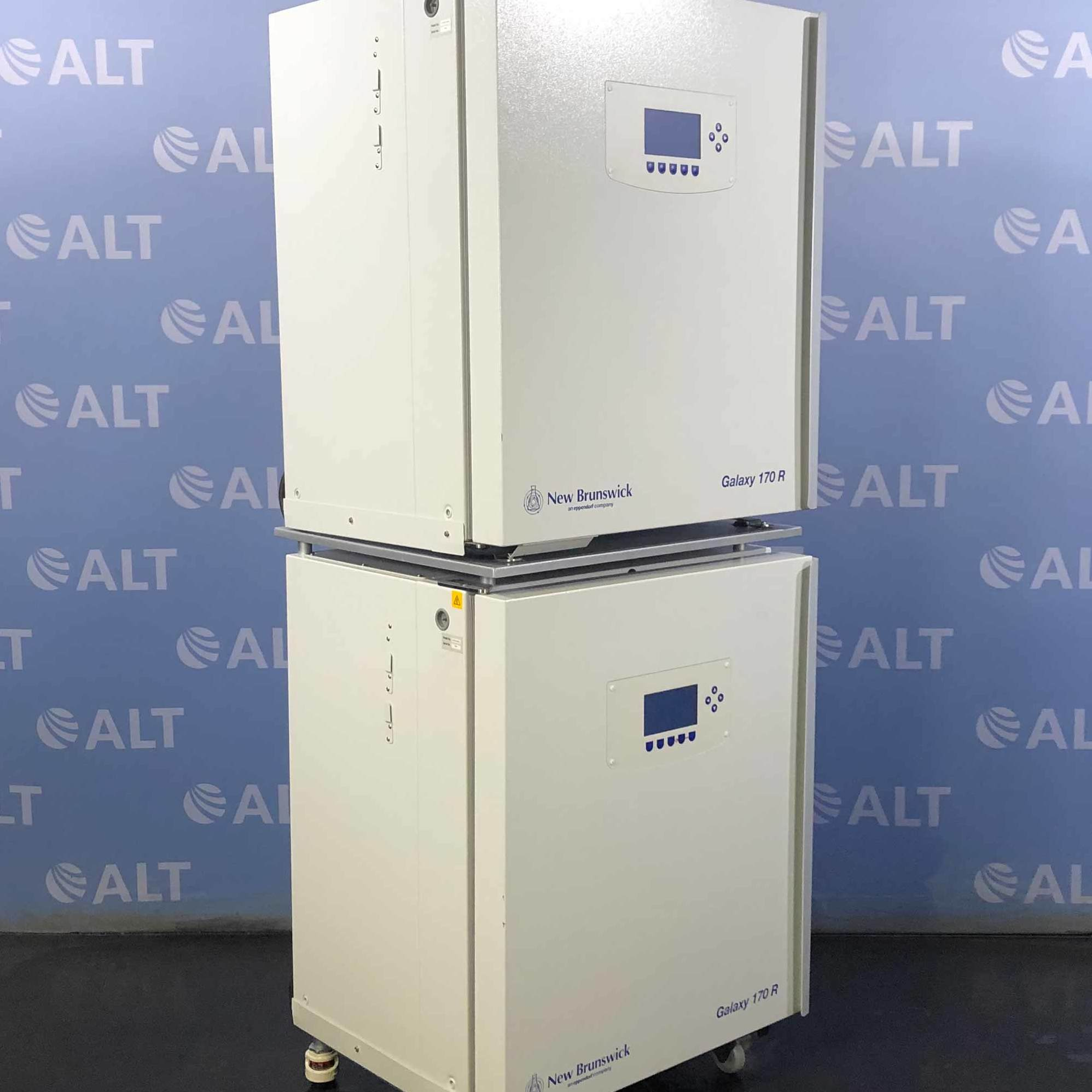 New Brunswick / Eppendorf Galaxy 170 R Dual-Stack  CO2 Incubator Image