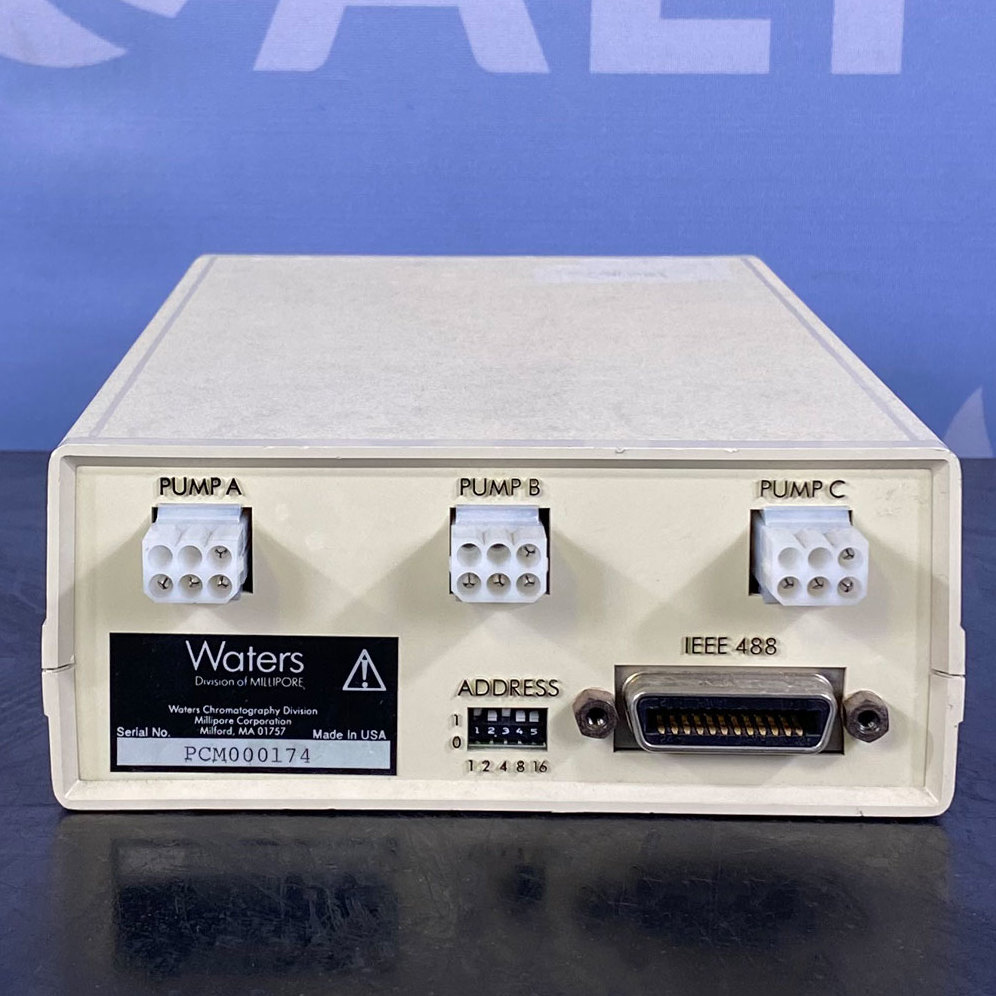 Waters Pump Control Module Image
